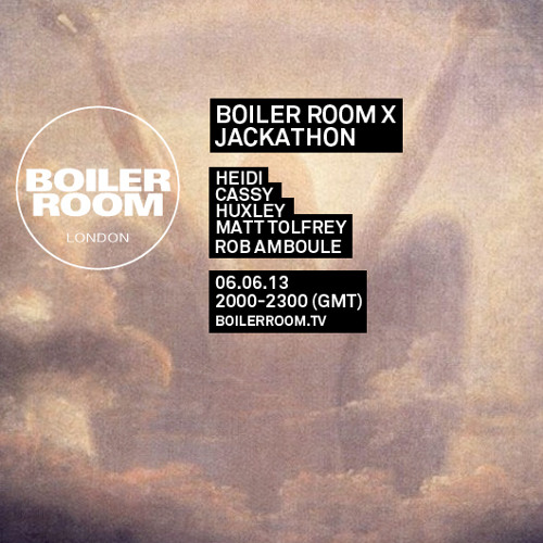 Huxley 45 min Boiler Room mix
