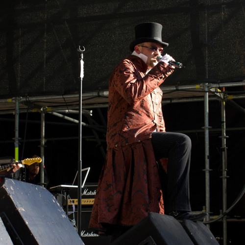 """""""Incapable""""    Live from WGT 2013 Parkbühne"""