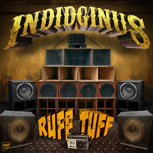 Indidginus - Wikkid and Wild