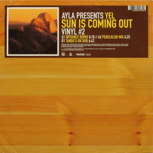 Ayla - Sun Is Coming Out (Adam Ellis & Pete UniQue Remix)