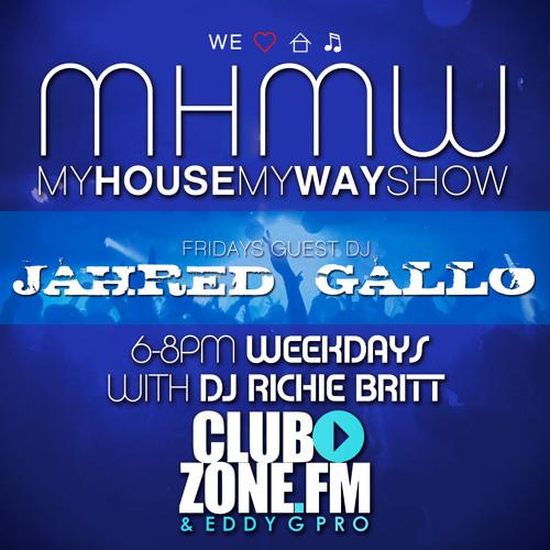CLUBZONE.FM MHMW SHOW 6-07-13 DJ JAHRED GALLO