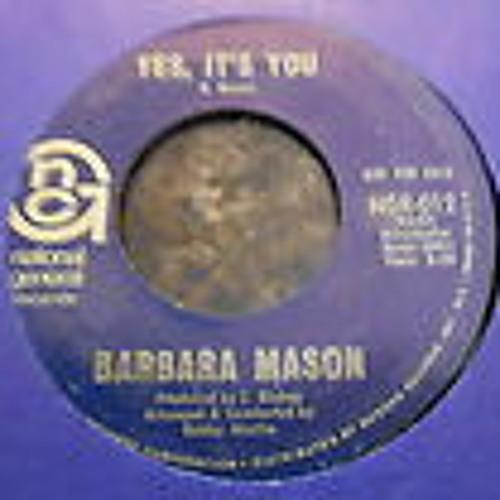 Barbara Mason Yes it you