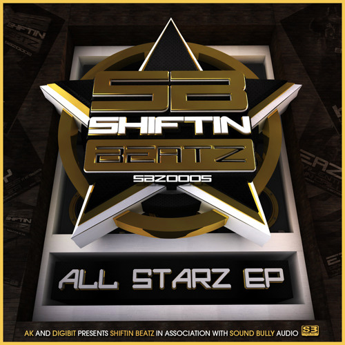 Eazy Ft. MC Traumatik-Parasites - Shiftin Beatz SBZ0005 (Out Now!!!!)