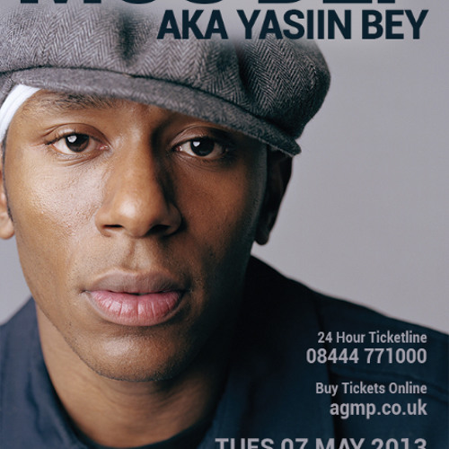 Mos Def aka Yasiin Bey Live in London 2013