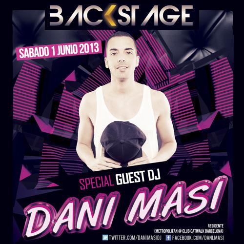 Dani Masi - Live at Backstage (Bilbao) 01-06-2013