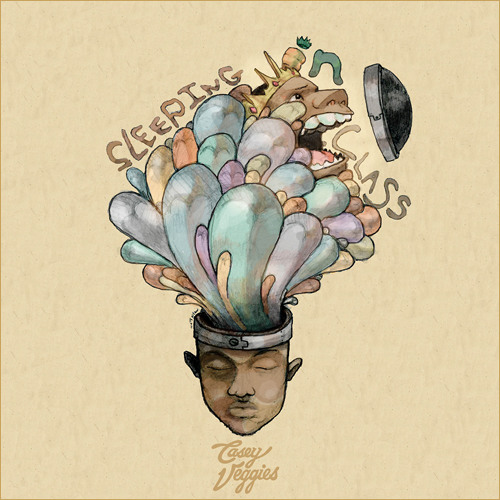 Casey Veggies - Sleeping In Class LP
