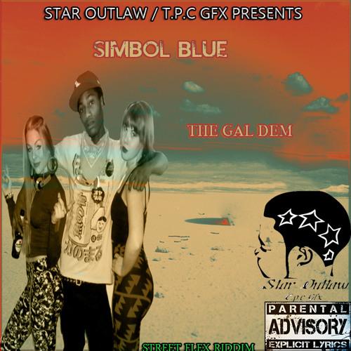 SIMBOL BLUE-THE GIRL THEM