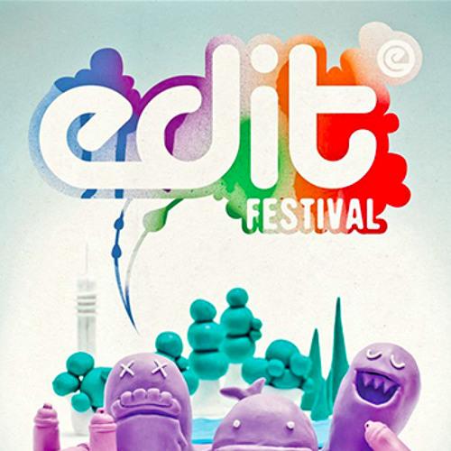 Joey Daniel live @ Edit Festival 2013