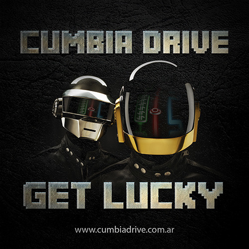 Get Lucky - Cumbia Drive