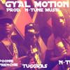 TUGGRAS-N-TUNE-SPOONIE FRENCHIE-GYAL MOTION-MOTION RIDDIM