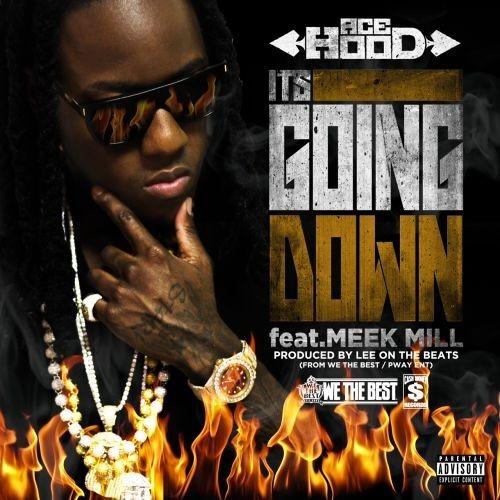 It's Going Down - Ace Hood ft. Meek Mill Instrumental (Prod. by Lee on the Beats x Dane Beatz)