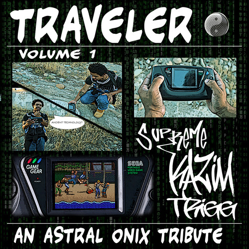 Kazim TRIGG - Traveler Intro [2Pac Shakur - If I Die Tonight] (Prod. Astral Onix)