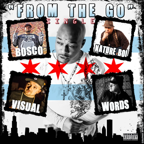 FROM THE GO (FULL VERSION) Produced by Dagga feat Bosco, NatureBoi, Visual & Words