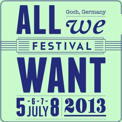 All We Want Podcast - State of the Art