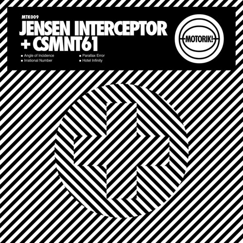 Jensen Interceptor & CSMNT61 - Irrational Number