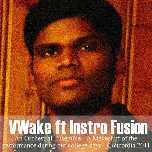VWake ft Instro Fusion - under progress