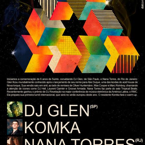 DJ Glen & Nana Torres @ 5uinto 298 (Parte 1)