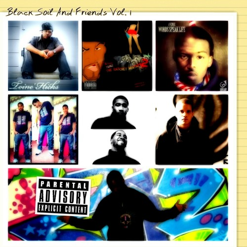 Black Soil And Friends Vol. 1 - 12 Terry Williams- The Kite