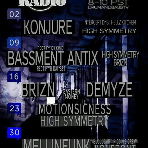 Mellinfunk 2013 Live @EXM