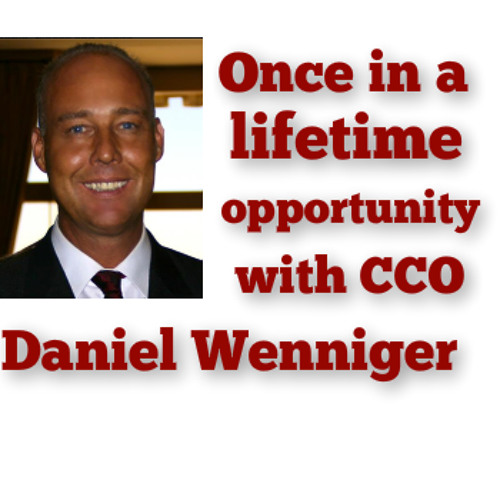Rare Opportunity And Timing with CCO of Essante Organics - Daniel Wenniger 06-10-13