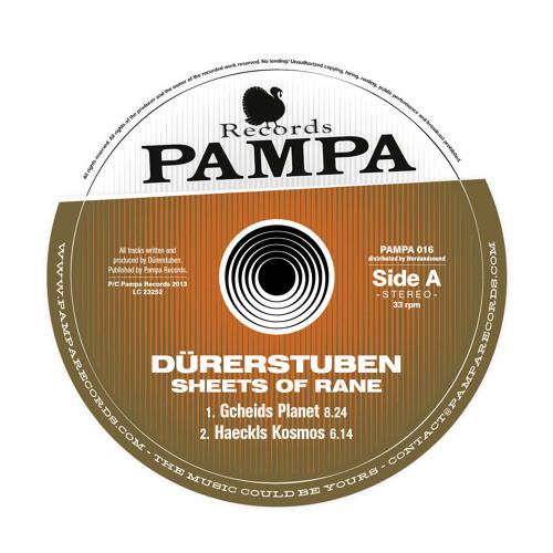 PAMPA016 Dürerstuben - Sheets of Rane