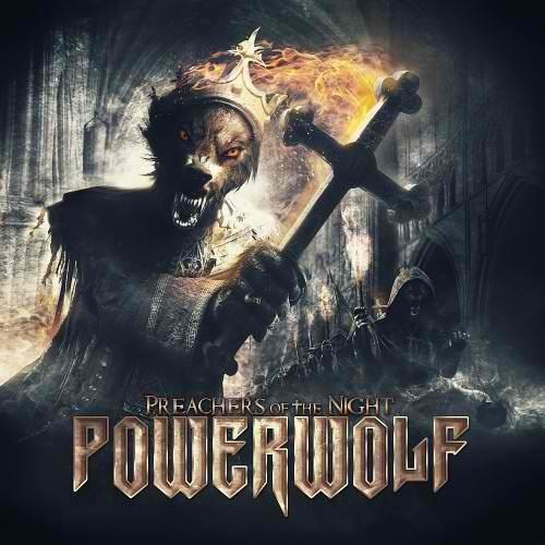 POWERWOLF - Amen & Attack