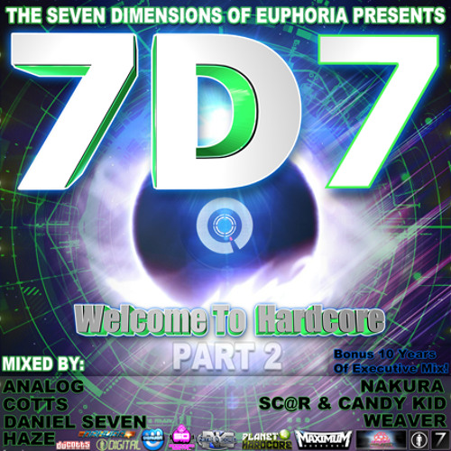 Sc@r & CandyKid  - 7D The Seven Dimensions of Euphoria 2013