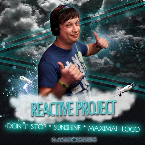 Reactive Project - Don`t Stop