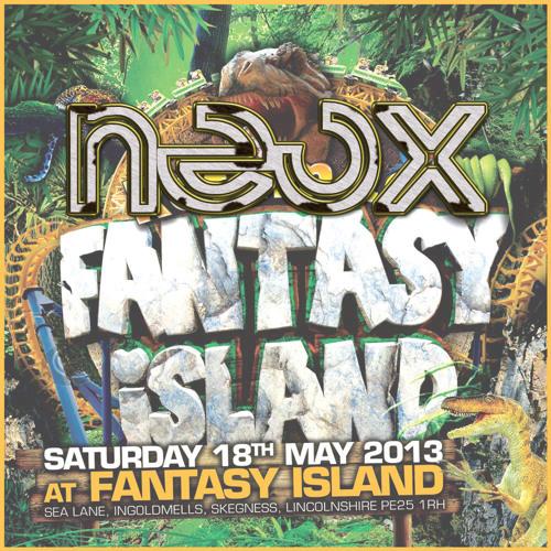 NeoX @ HARD AS F**K Presents: The Swamp, Fantasy Island, UK