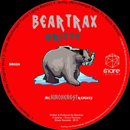(SR026) Beartrax - Gritty (Ninohengst Remixes) preview