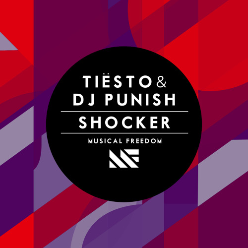 Tiësto & DJ Punish - Shocker