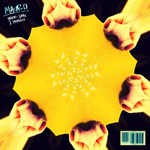 """BRODER JOHN & FRIMAN  """"MAURO"""" LP (2013)"""