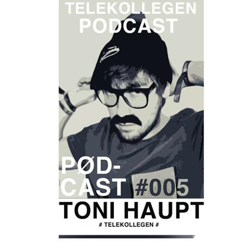 TELEKOLLEGEN Podcast #005 mixed by Toni Haupt