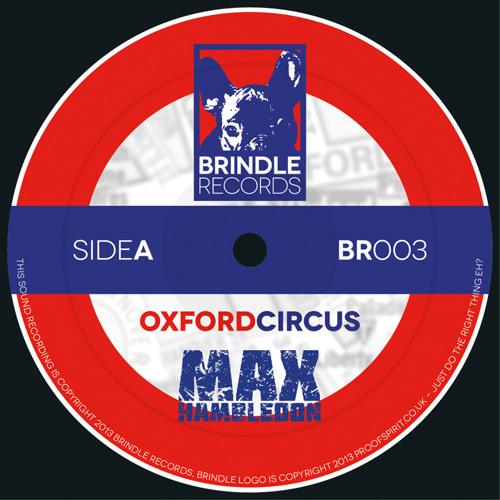 Max Hambledon - Oxford Circus