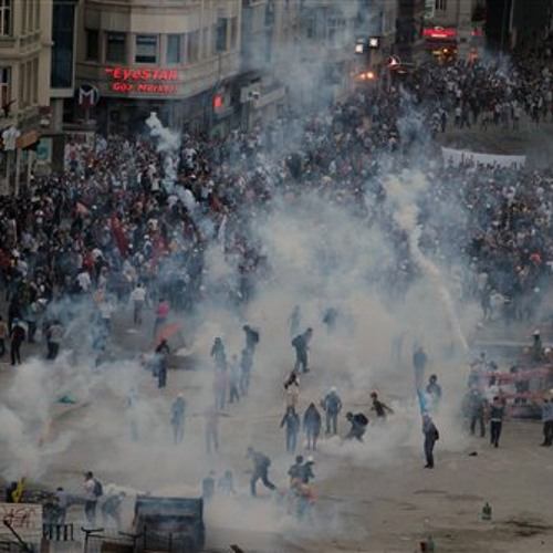 A firsthand account of protests in Turkey