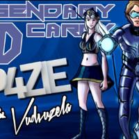 Spazie & Vudvuzela - Legendary AD Carry (feat. Roomie & Player POV)