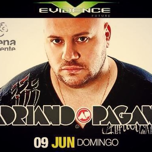 Adriano Pagani live set Evidence/The Week (EDM killer set)