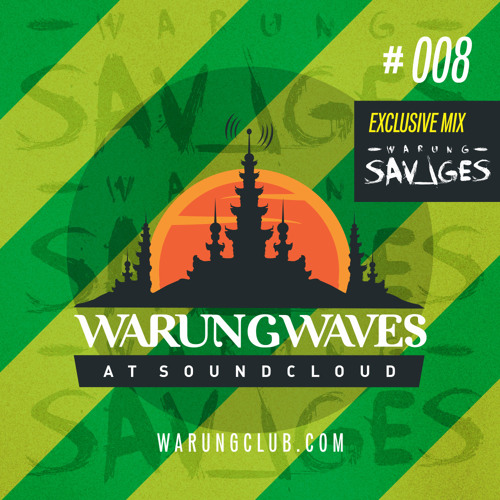 Aninha B2B Boghosian - Savages - Warung Waves - exclusive set #008