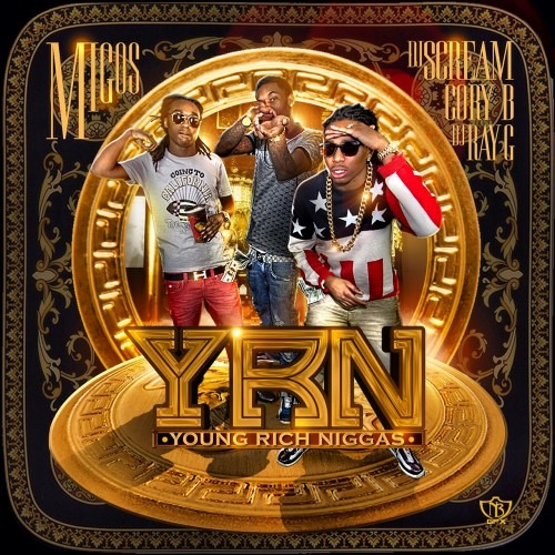Migos ft Riff Raff x Trinidad James - Out The Gym
