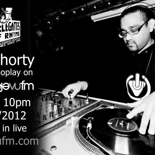 """Shadows"" & ""Spark"" on DJ Shorty (DeJa Vu FM station exclusive) + Jimmy Davis's ""Shadows"" verse!"