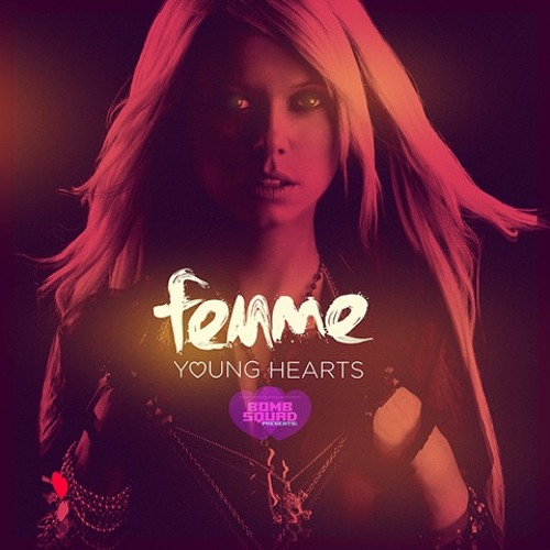 Dj Femme feat Lucky - Young Hearts - Out soon through Bomb Squad records