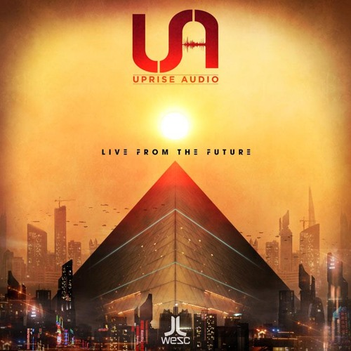 Wayfarer - Reflections - Live from the Future LP - Uprise Audio - UALPS1