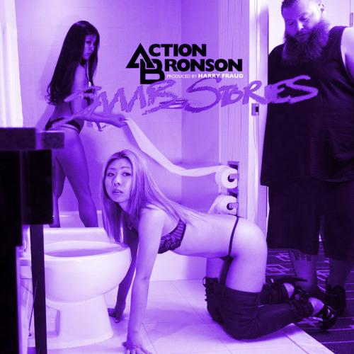 Action Bronson - Triple Backflip Blanco Crewed It By -7216