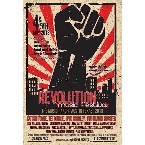 Seville Lilly-Live at Revolution Fest ATX