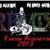 SET DE REGGAETON BY DJ ALEXIS Y DJ JOSE MIX Portada del disco