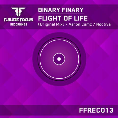 FFREC013 Binary Finary - Flight Of Life (Aaron Camz Remix) [FREE DOWNLOAD]