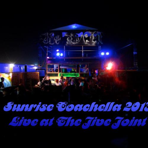 Sunrise Over Coachella 2013