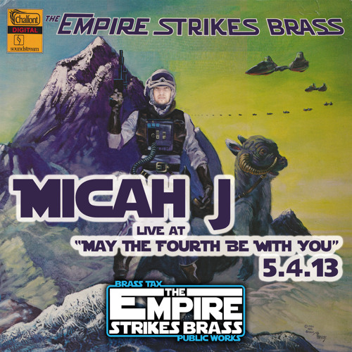 micah j-Live At Brass Tax, May The Fourth Be With You 5-04-13