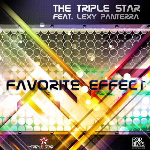 The Triple Star - Favorite Effect Feat. Lexy Panterra