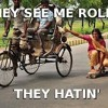 THEY SEE ME ROLLING (BOLLYWOOD EDIT)